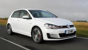 Buyers guide   vw golf gti 2014   front quarter